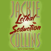 Lethal Seduction Audiobook, by Jackie Collins