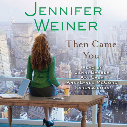 Printable Then Came You: A Novel Audiobook Cover Art