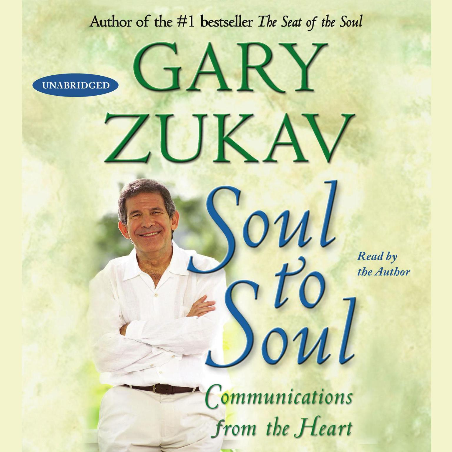 Printable Soul to Soul: Communications from the Heart Audiobook Cover Art