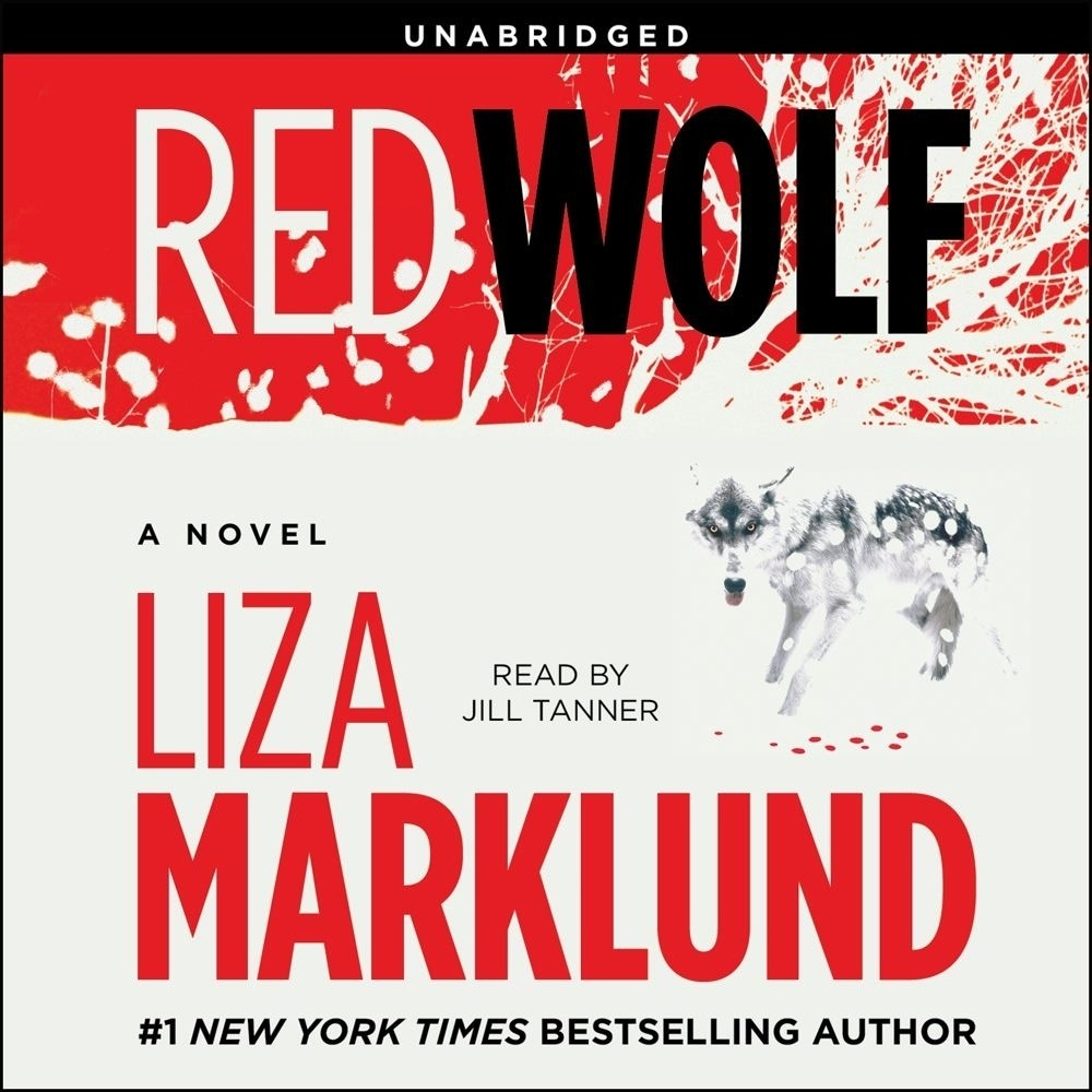 Printable Red Wolf: A Novel Audiobook Cover Art