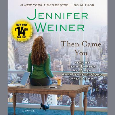 Then Came You: A Novel Audiobook, by Jennifer Weiner