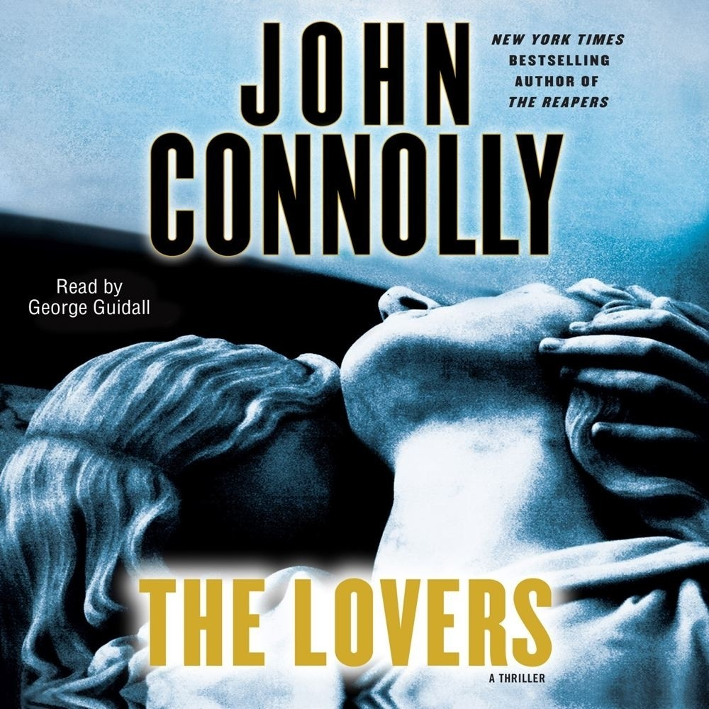 Printable Lovers Audiobook Cover Art