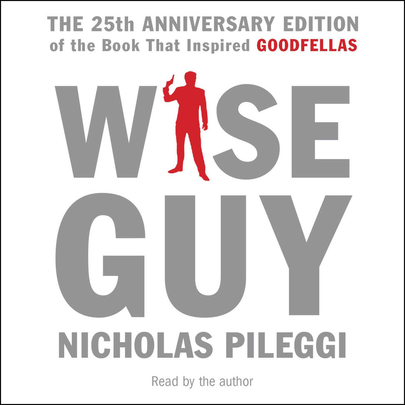 Printable Wiseguy Audiobook Cover Art