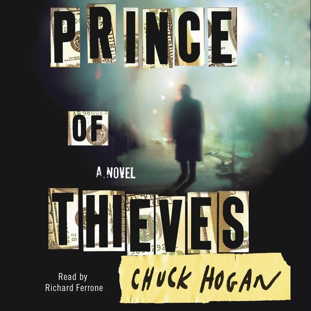Printable Prince of Thieves: A Novel Audiobook Cover Art
