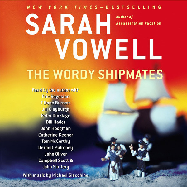 Printable The Wordy Shipmates Audiobook Cover Art