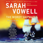 The Wordy Shipmates Audiobook, by Sarah Vowell