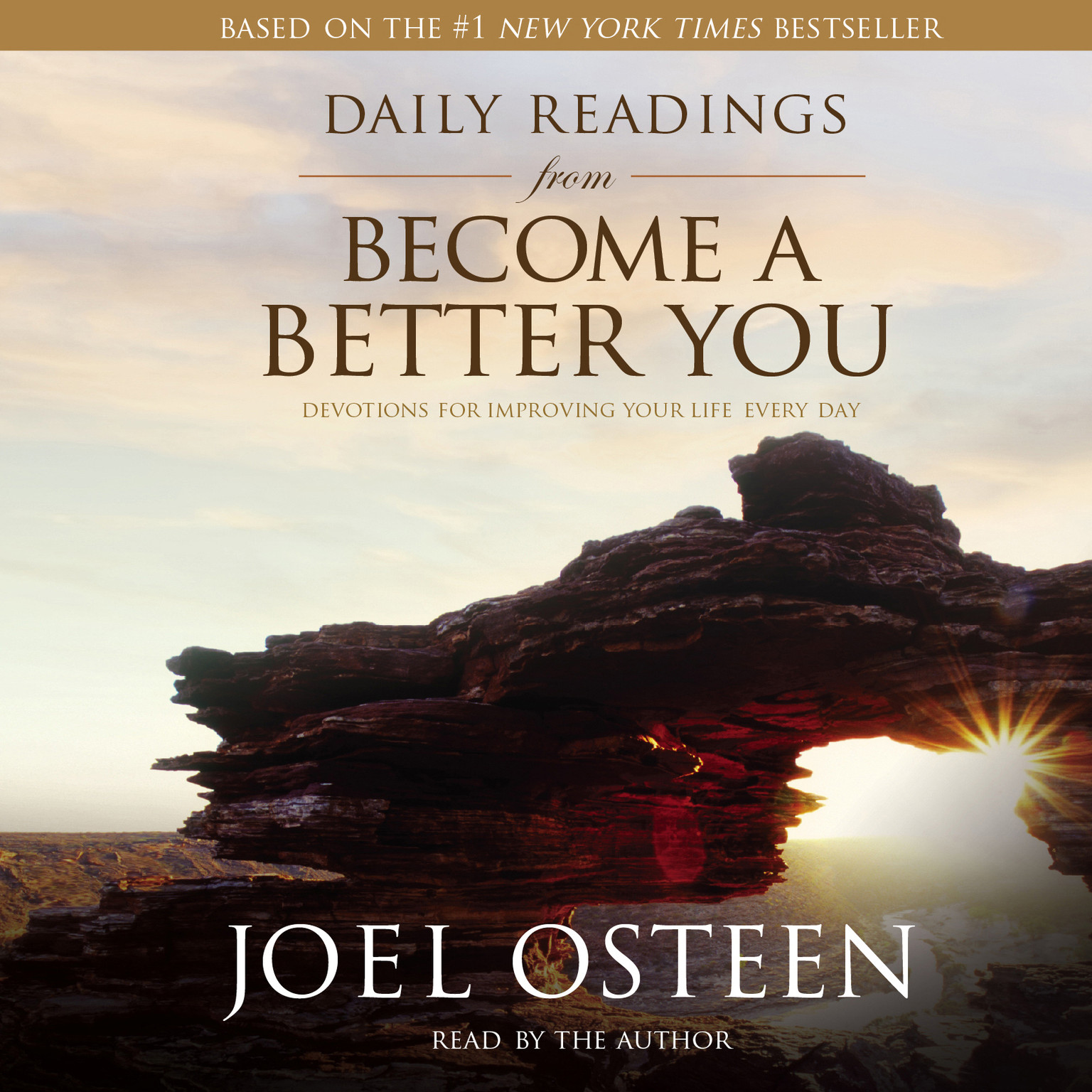 Printable Daily Readings from Become a Better You: Devotions for Improving Your Life Every Day Audiobook Cover Art