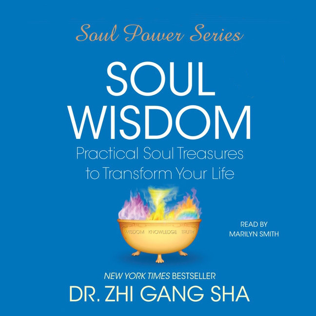 Printable Soul Wisdom: Practical Treasures to Transform Your Life Audiobook Cover Art