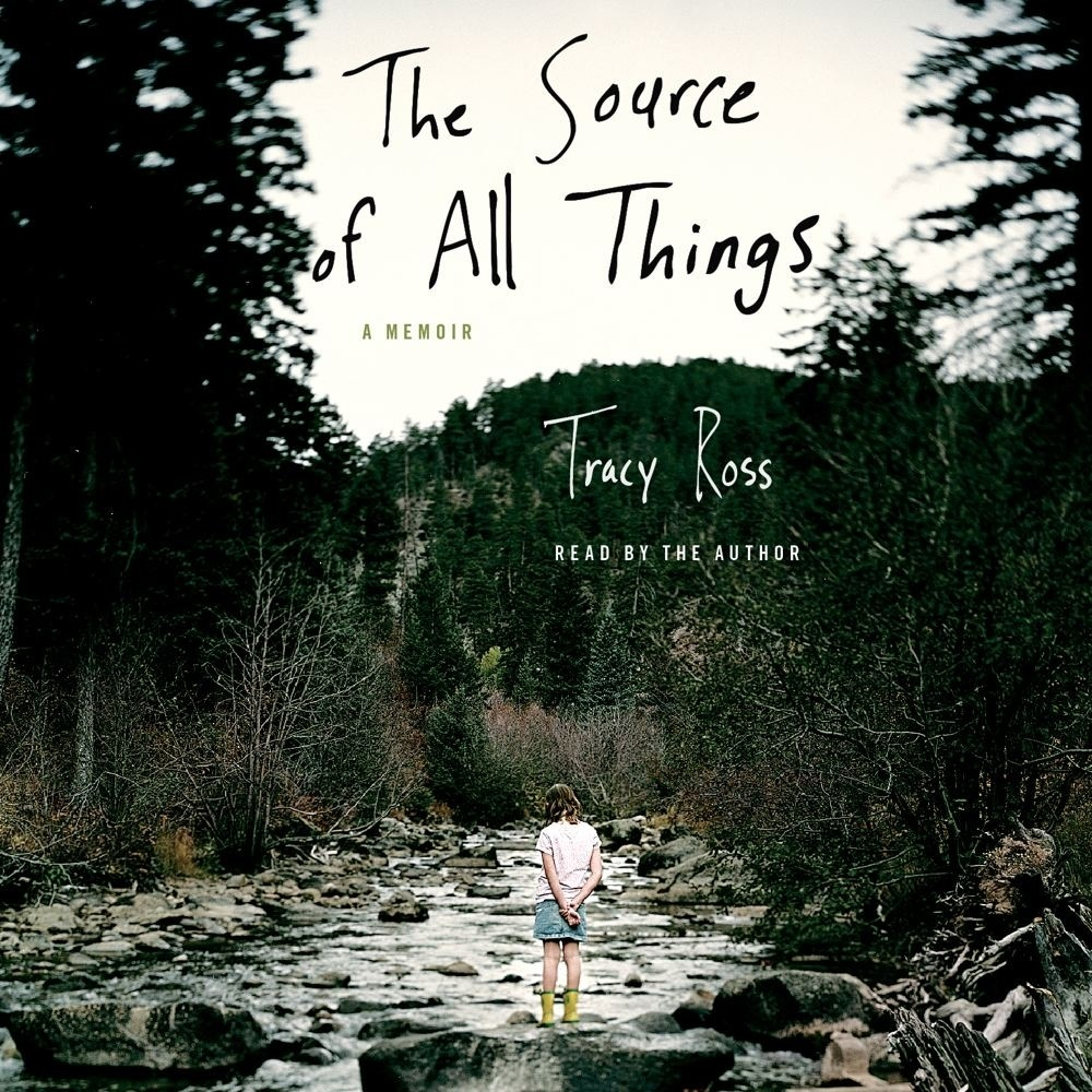 Printable The Source of All Things: A Memoir Audiobook Cover Art