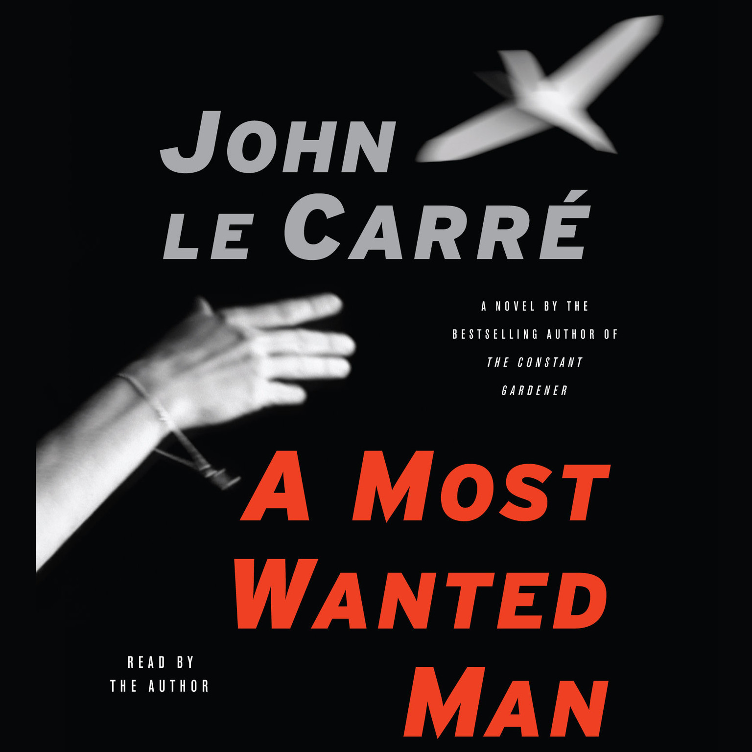 Printable A Most Wanted Man Audiobook Cover Art