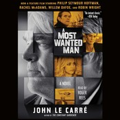 A Most Wanted Man, by John le Carré