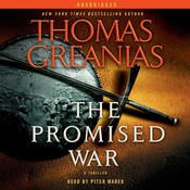 The Promised War: A Thriller Audiobook, by Thomas Greanias