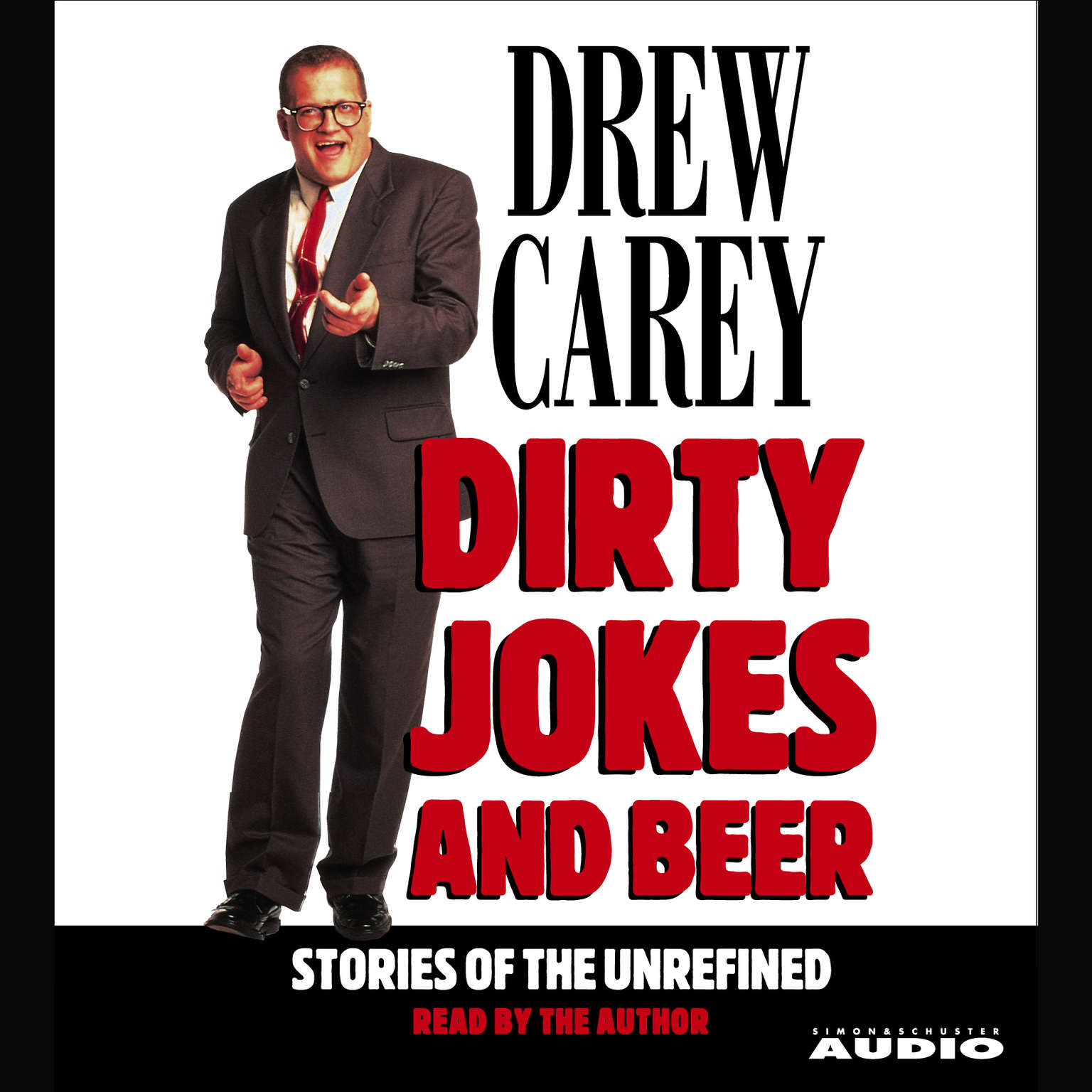 Printable Dirty Jokes and Beer: Stories of the Unrefined Audiobook Cover Art