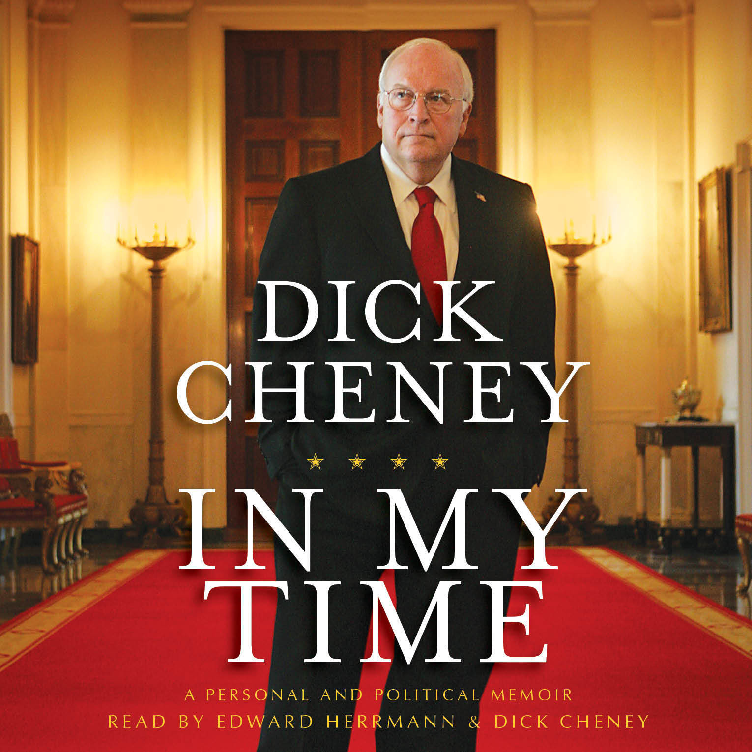 Printable In My Time: A Personal and Political Memoir Audiobook Cover Art