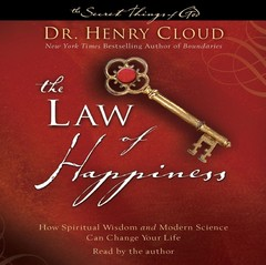 The Law of Happiness: How Spiritual Wisdom and Modern Science Can Change Your Life Audiobook, by Author Info Added Soon