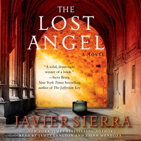 Printable The Lost Angel: A Novel Audiobook Cover Art