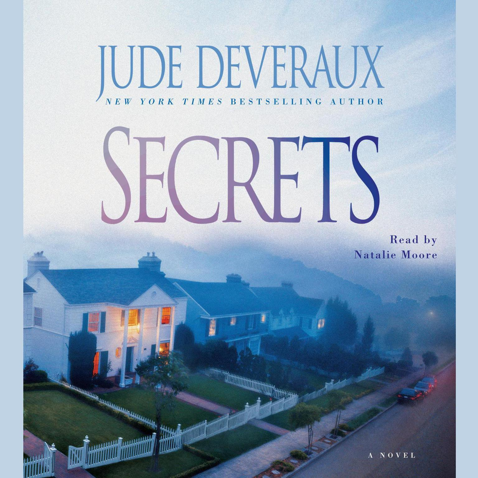 Printable Secrets: A Novel Audiobook Cover Art