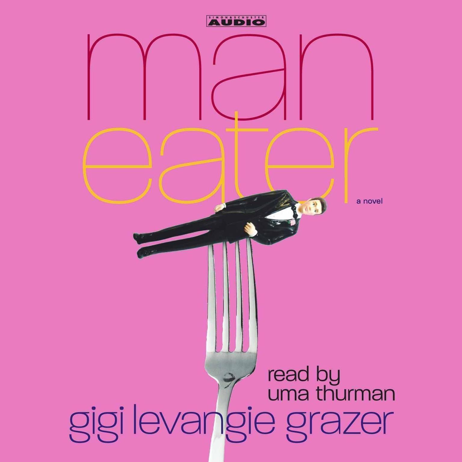 Printable Maneater Audiobook Cover Art