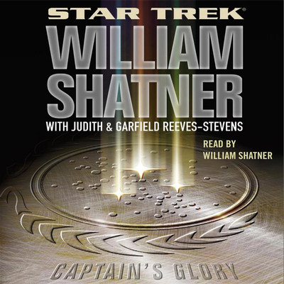 Captains Glory Audiobook, by William Shatner
