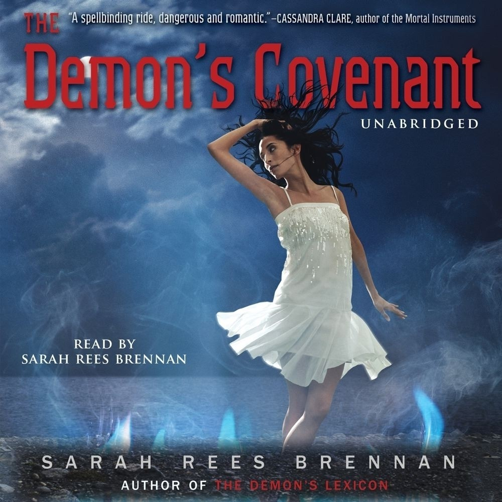 Printable The Demon's Covenant Audiobook Cover Art