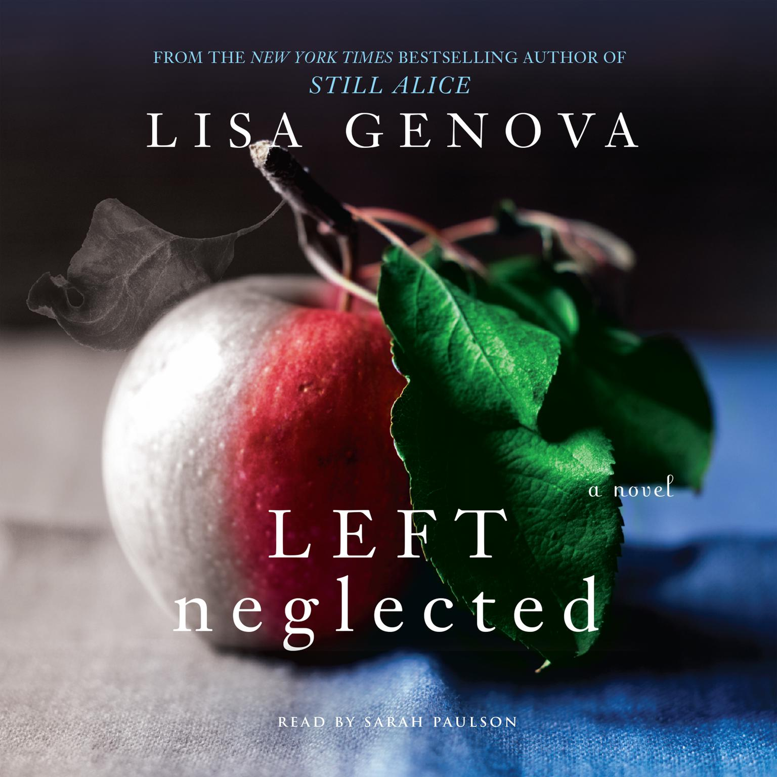 Printable Left Neglected Audiobook Cover Art