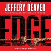Edge: A Novel Audiobook, by Jeffery Deaver