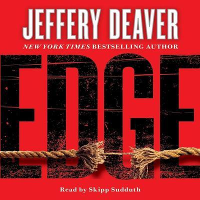 Edge: A Novel Audiobook, by Jeffery Deaver