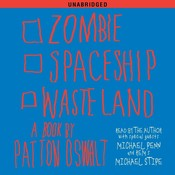 Zombie Spaceship Wasteland: A Book by Patton Oswalt Audiobook, by Patton Oswalt