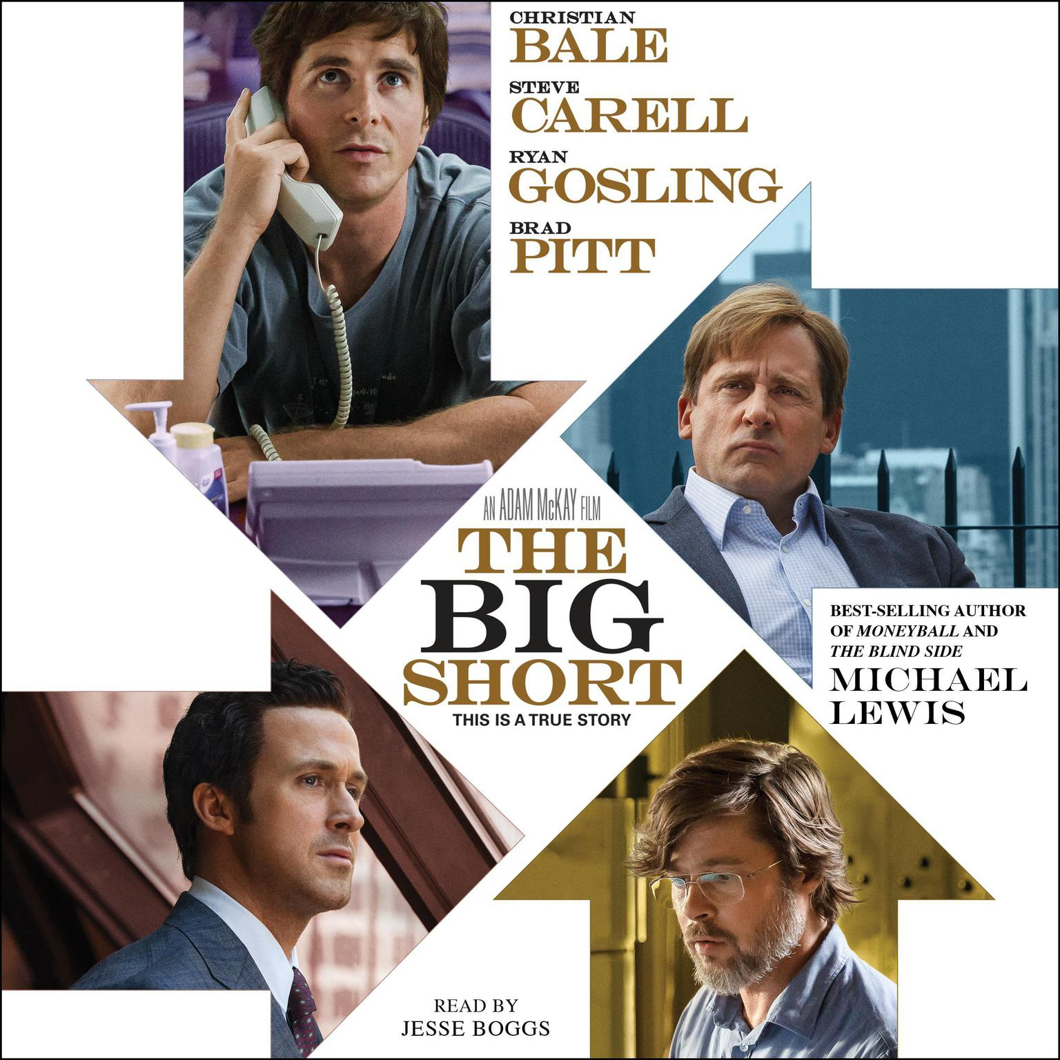 Printable The Big Short: Inside the Doomsday Machine Audiobook Cover Art