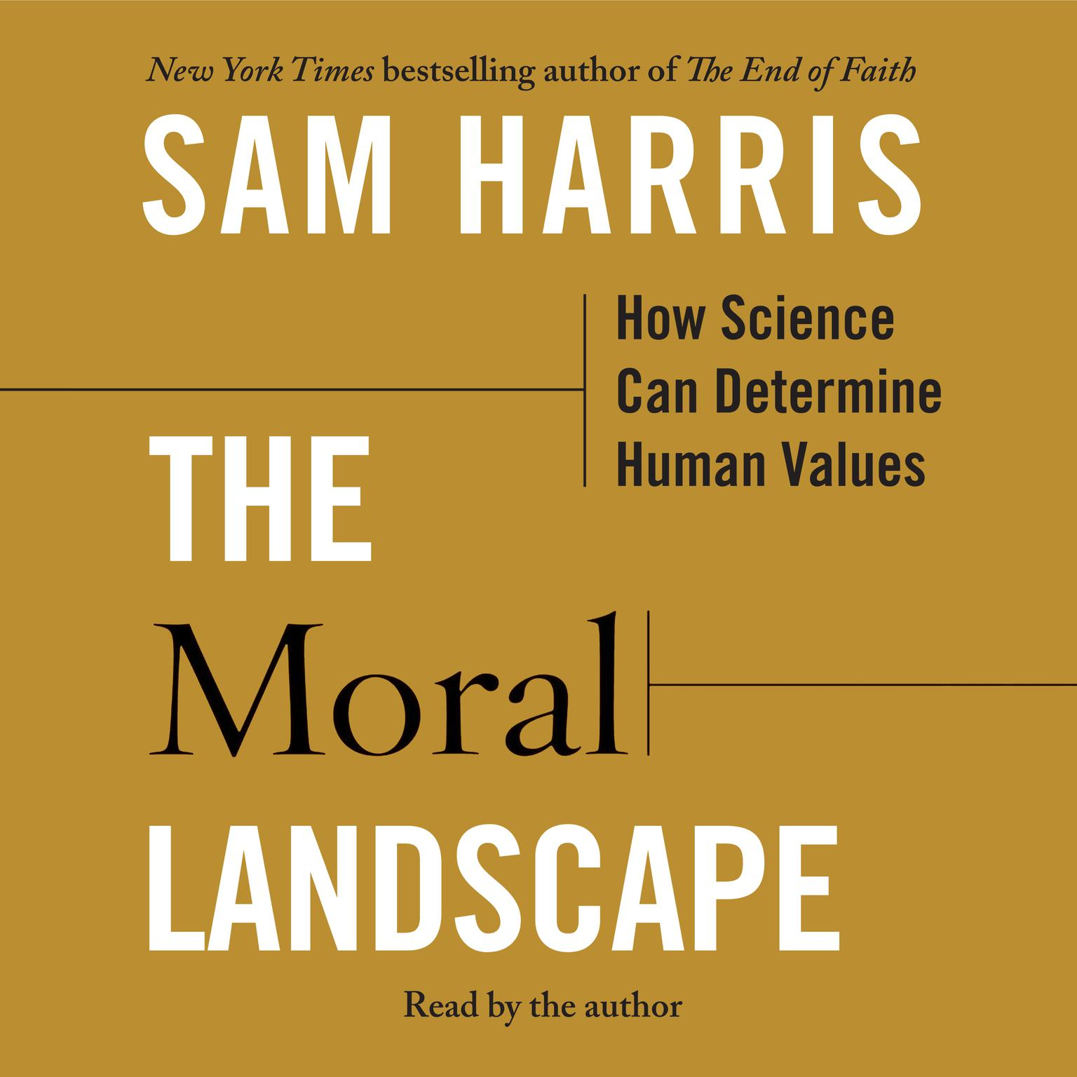 Printable The Moral Landscape: How Science Can Determine Human Values Audiobook Cover Art