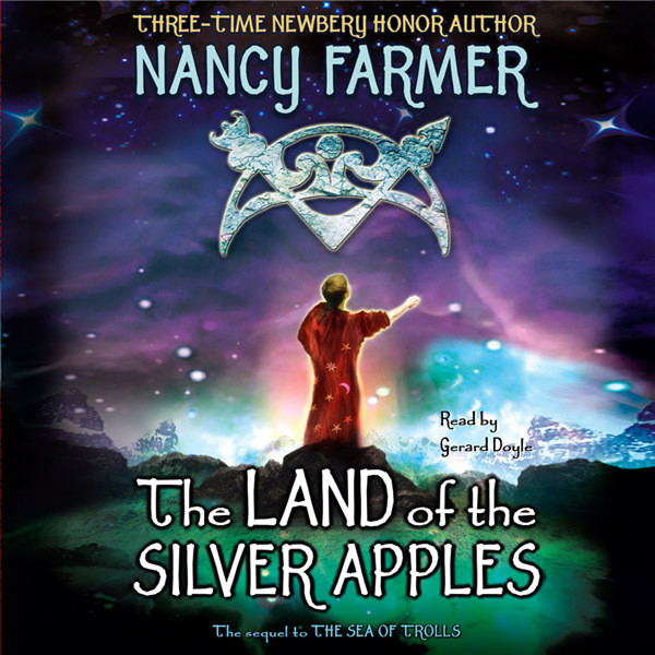 Printable The Land of the Silver Apples Audiobook Cover Art