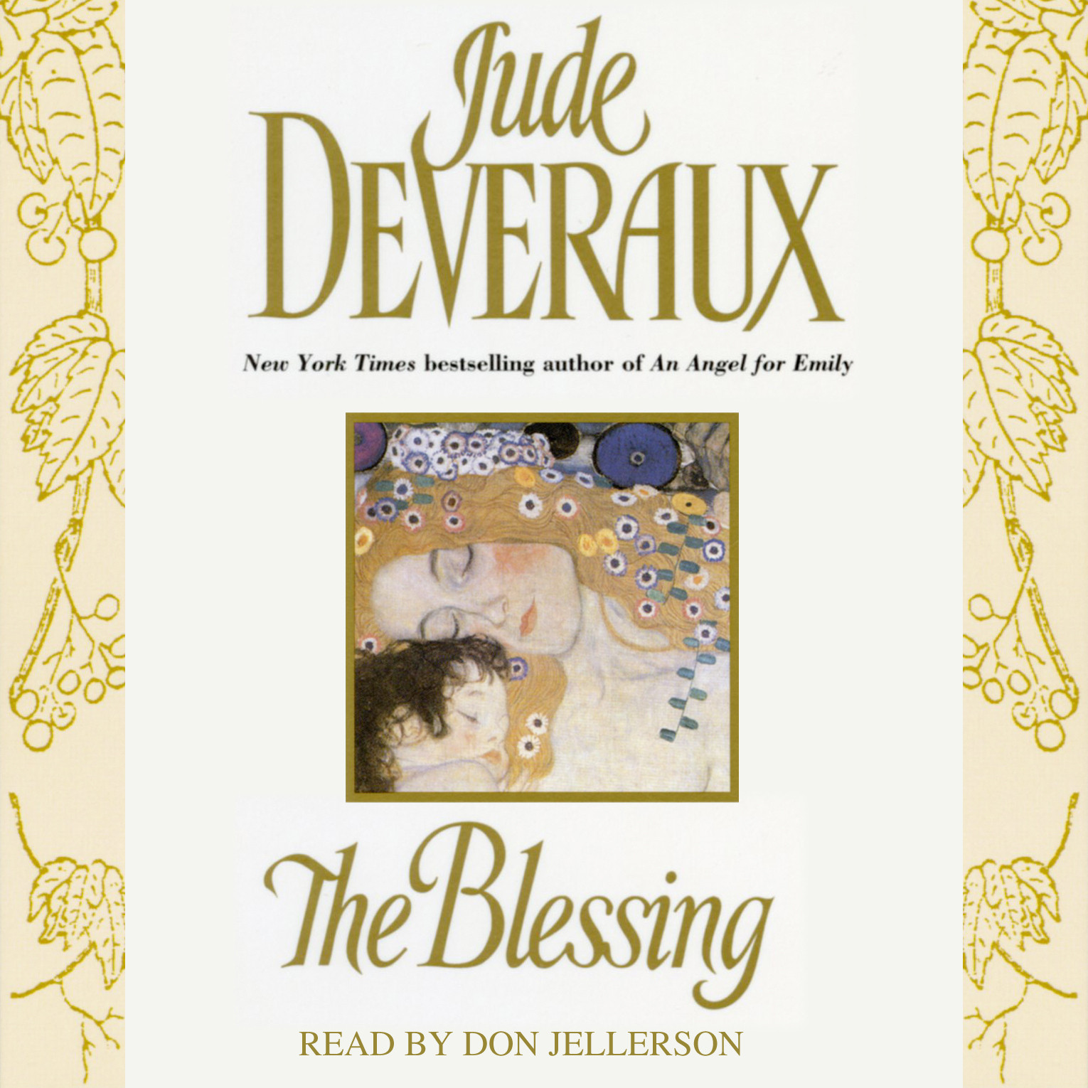 Printable The Blessing: Giving the Gift of Unconditional Love and Acceptance Audiobook Cover Art