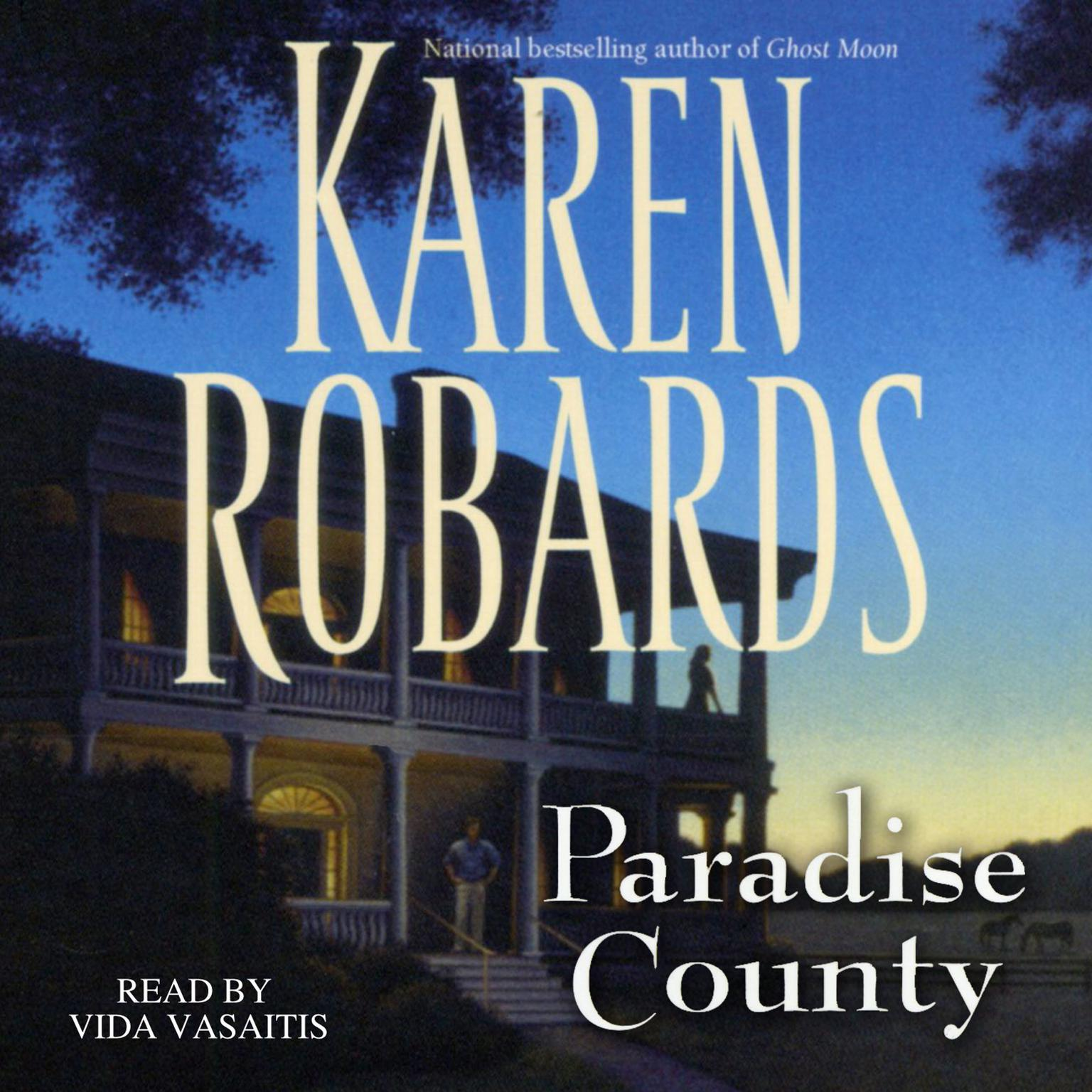 Printable Paradise County Audiobook Cover Art