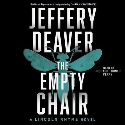 The Empty Chair Audiobook, by Jeffery Deaver