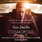 Cosmopolis: A Novel Audiobook, by Don DeLillo