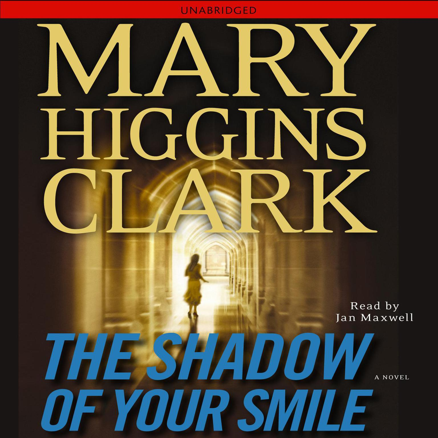 Printable The Shadow of Your Smile Audiobook Cover Art