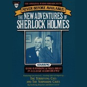 The Terrifying Cats and The Submarine Cave: The New Adventures of Sherlock Holmes, Episode 16, by Anthony Boucher, Denis Green