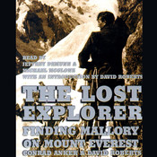 The Lost Explorer: Finding Mallory on Mount Everest Audiobook, by Conrad Anker
