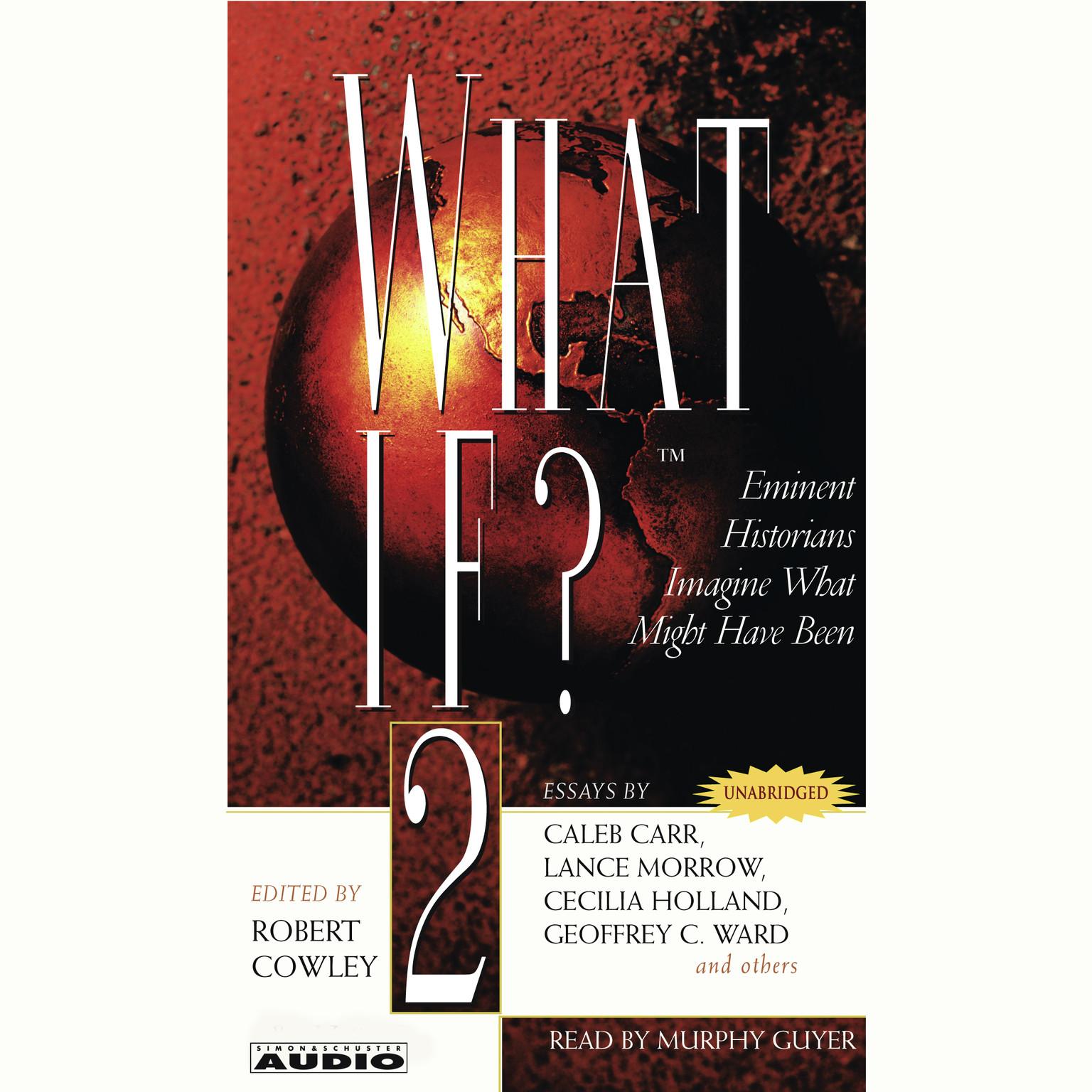 Printable What If...? Vol 2: Eminent Historians Imagine What Might Have Been Audiobook Cover Art