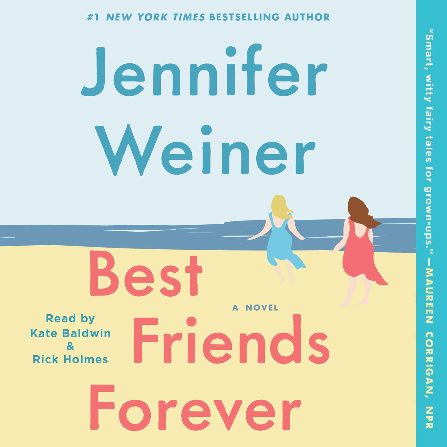 Printable Best Friends Forever: A Novel Audiobook Cover Art