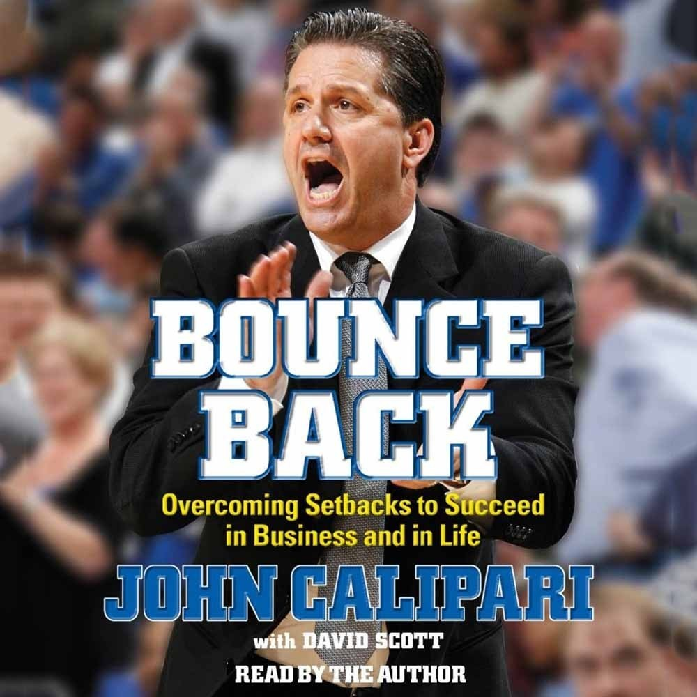 Printable Bounce Back: Overcoming Setbacks to Succeed in Business and in Life Audiobook Cover Art