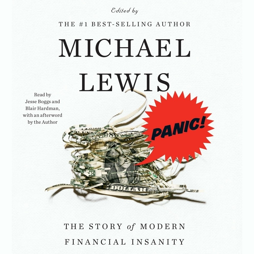 Printable Panic!: The Story of Modern Financial Insanity Audiobook Cover Art