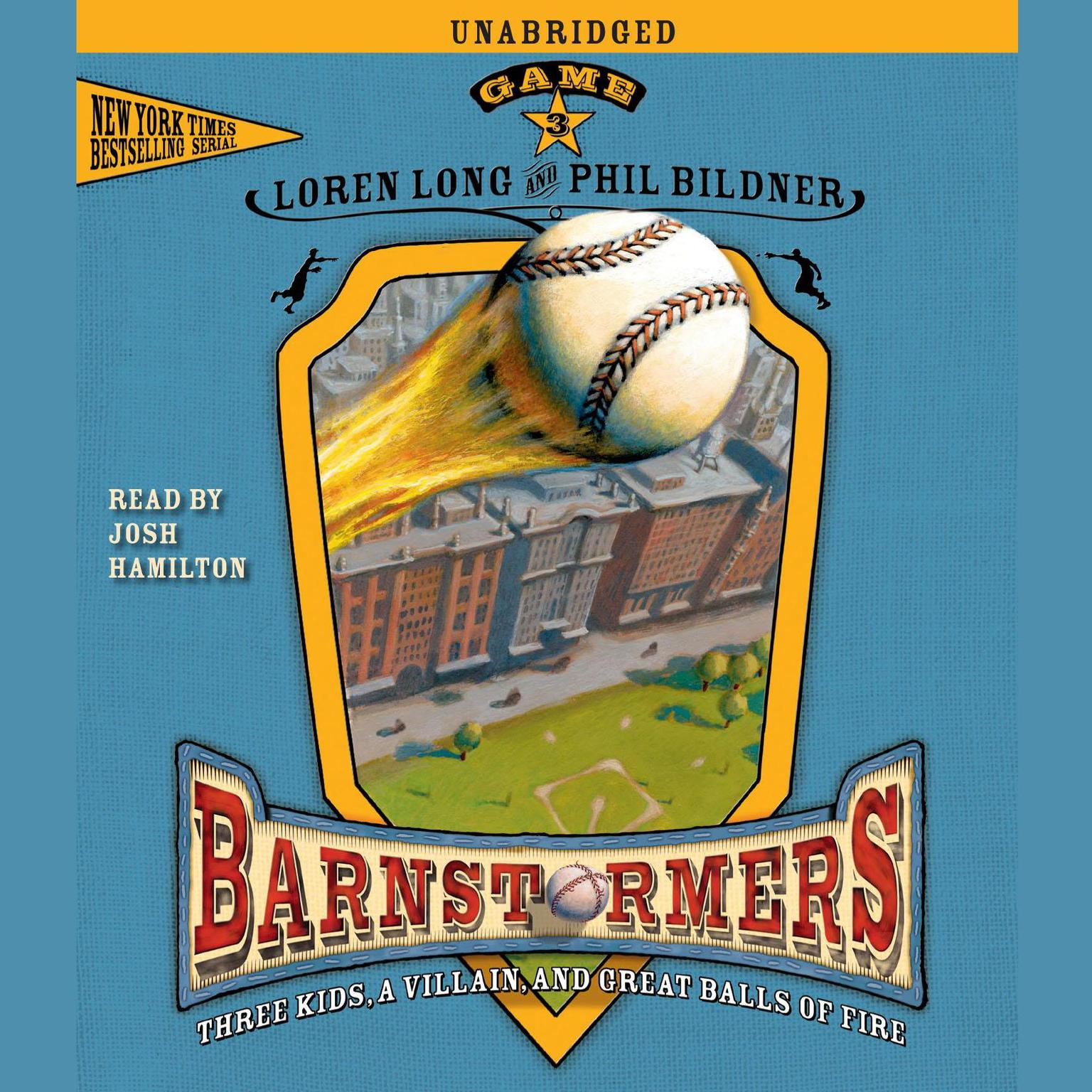 Printable Game 3: #3 in the Barnstormers Tales of the Travelin' Audiobook Cover Art