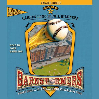 Game 3: #3 in the Barnstormers Tales of the Travelin Audiobook, by Loren Long