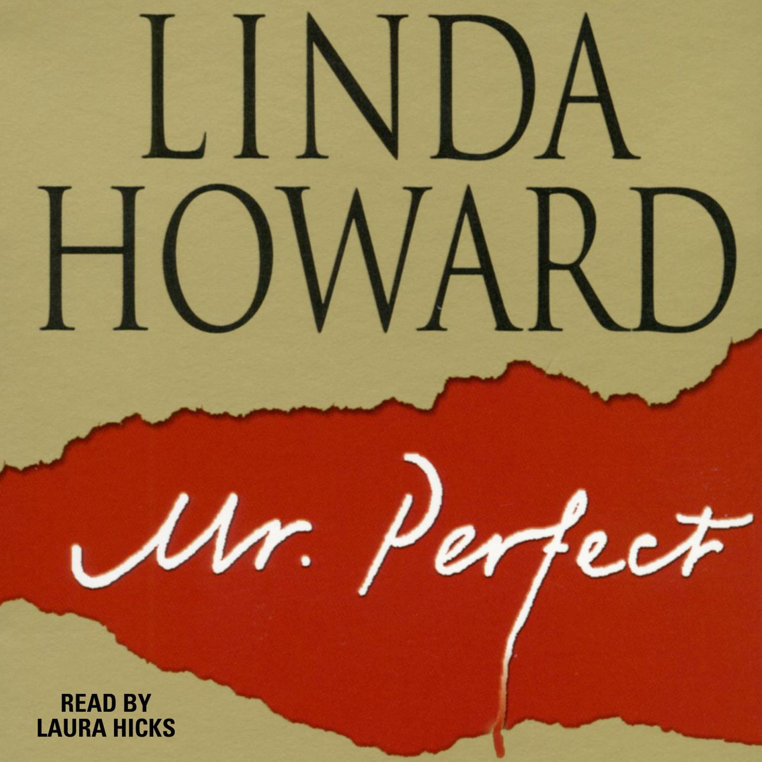 Printable Mr. Perfect Audiobook Cover Art