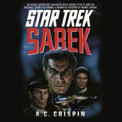 Star Trek: Sarek Audiobook, by A. C. Crispin