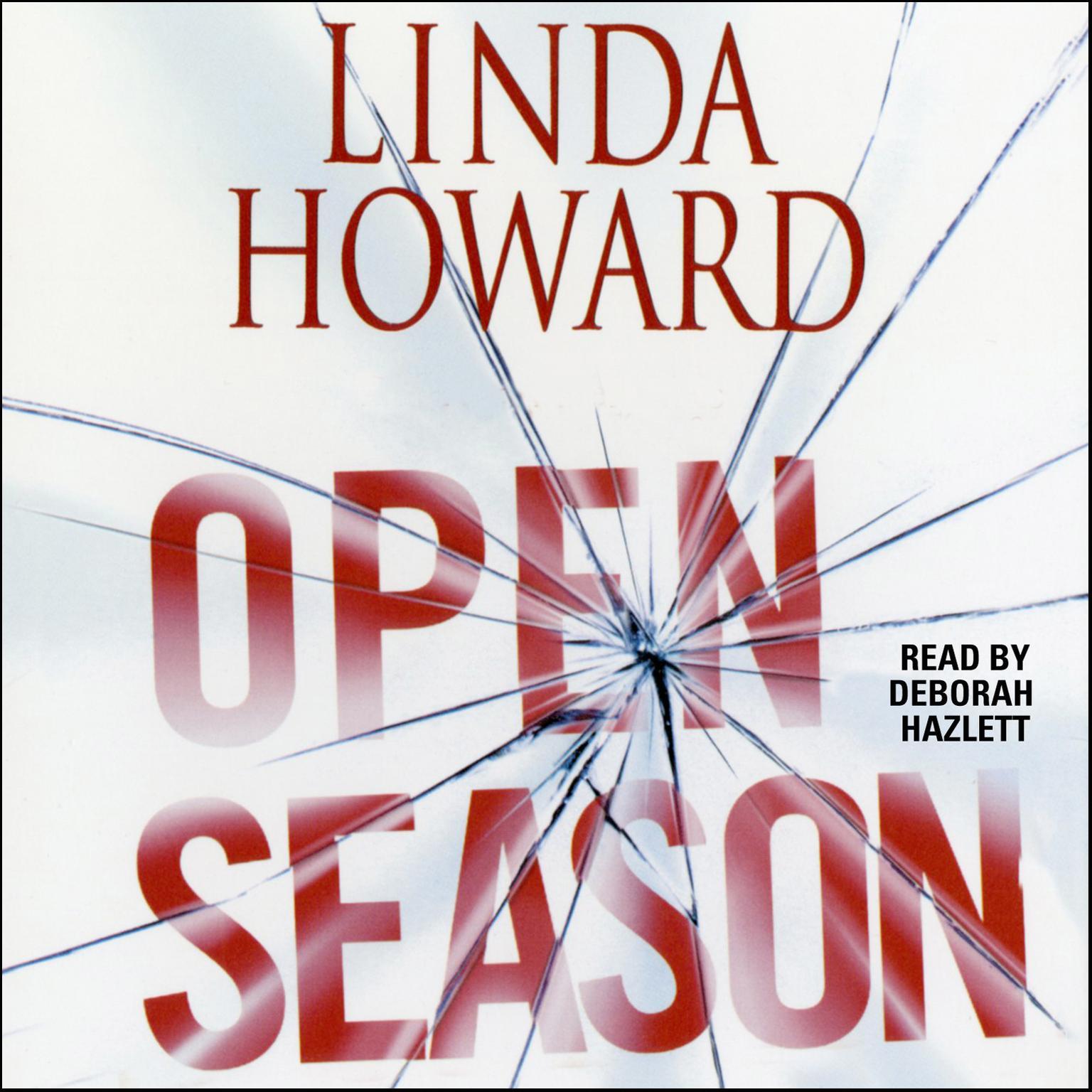 Printable Open Season Audiobook Cover Art