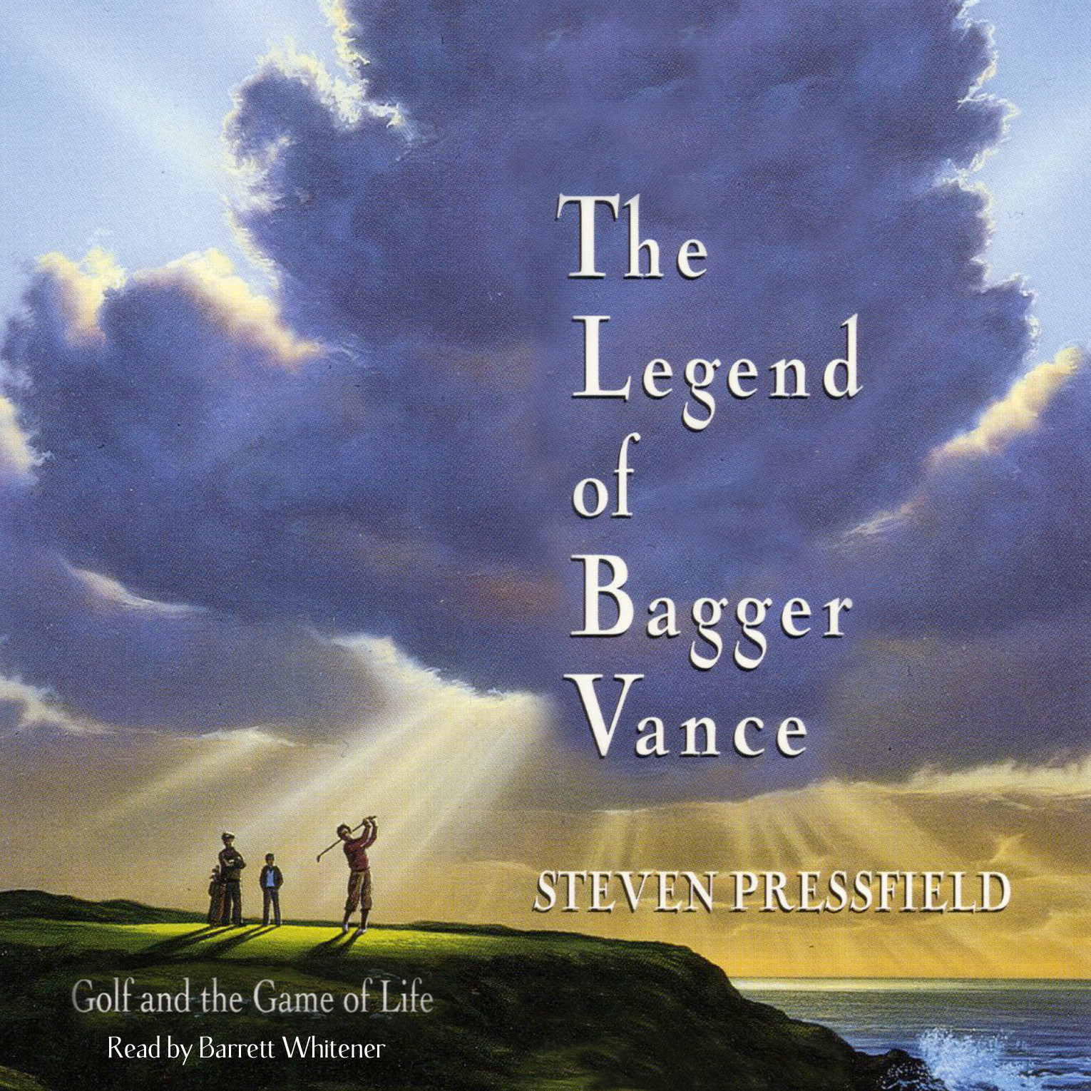 Printable The Legend of Bagger Vance Audiobook Cover Art
