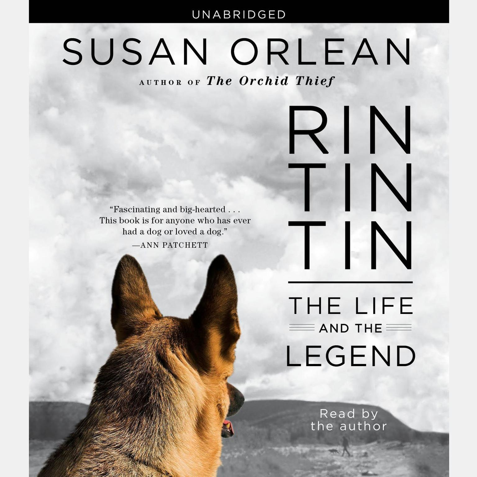 Printable Rin Tin Tin: The Life and the Legend Audiobook Cover Art