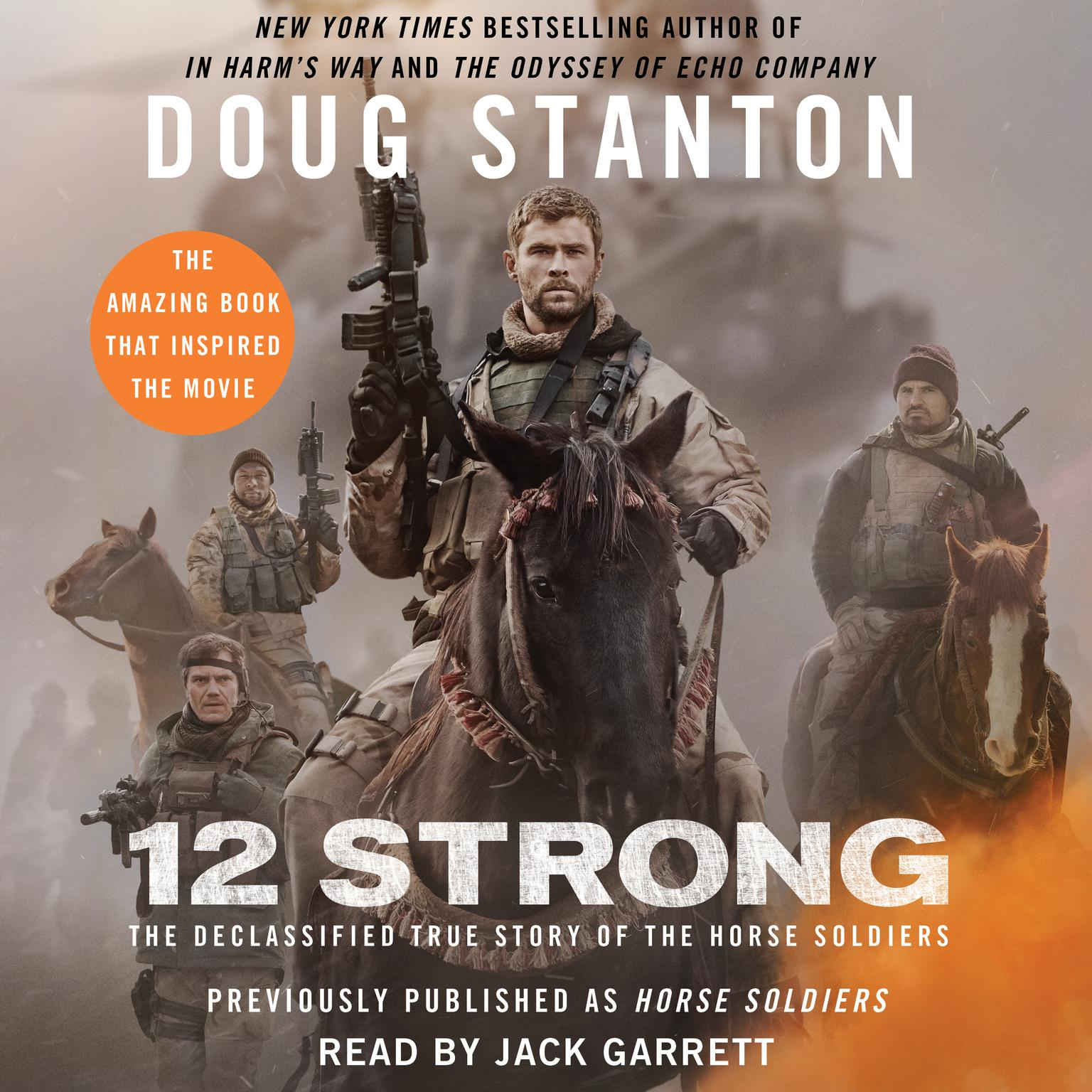 Printable Horse Soldiers: The Extraordinary Story of a Band of U.S. Soldiers Who Rode to Victory in Afghanistan Audiobook Cover Art